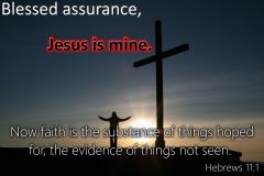 blessedassurance