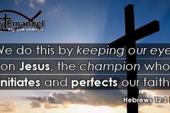 Keep-our-Eyes-on-Jesus